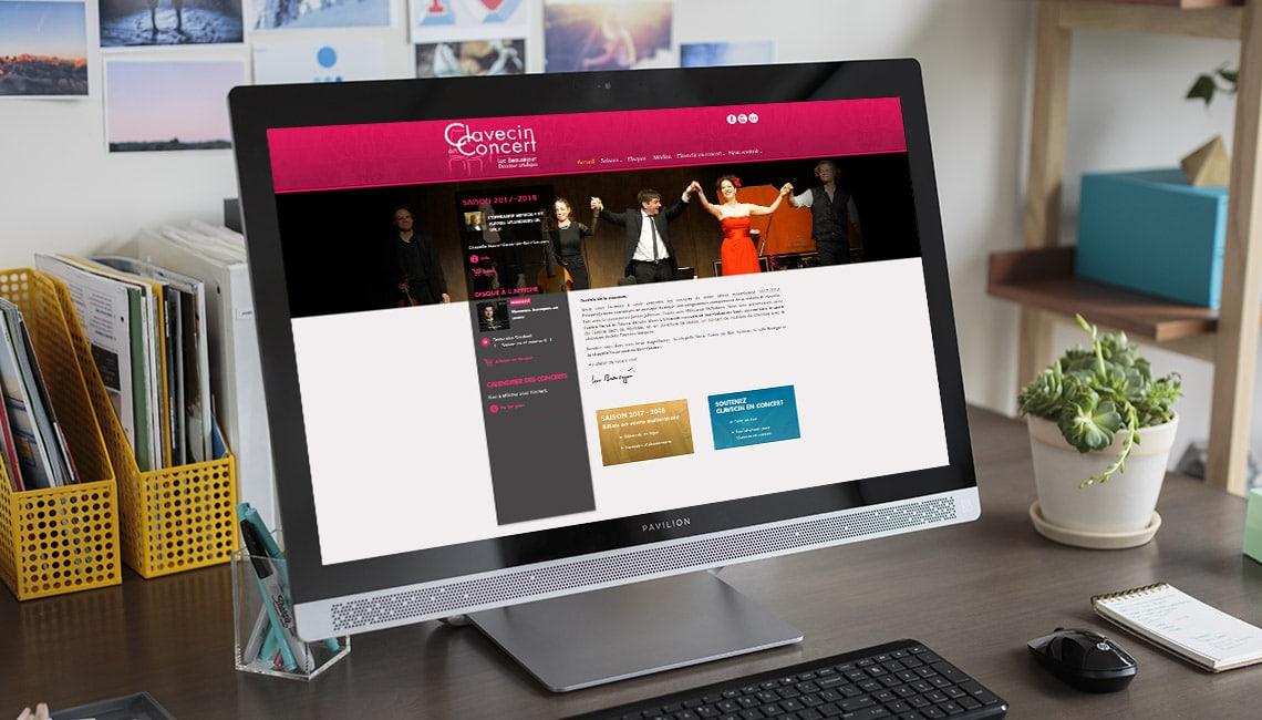 site web organisme