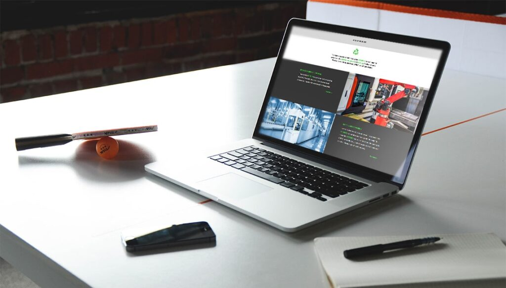 nouceau site wordpress
