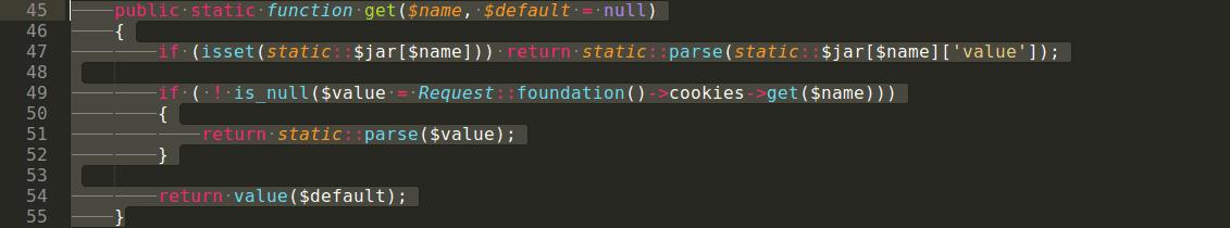 La préconception que l'indentation du code n'a un impact que sur le développeur est erronée