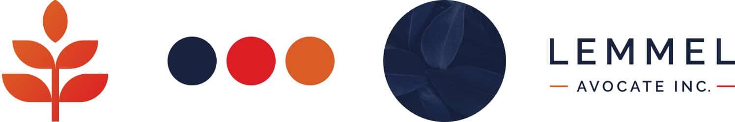 L'image de marque de Lemmel Avocate