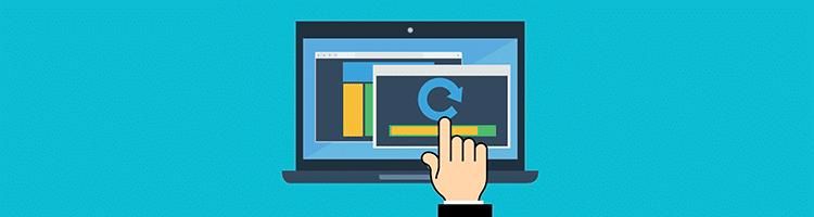 Faire les mises à jour de WordPress régulièrement pour sécuriser un site WordPress