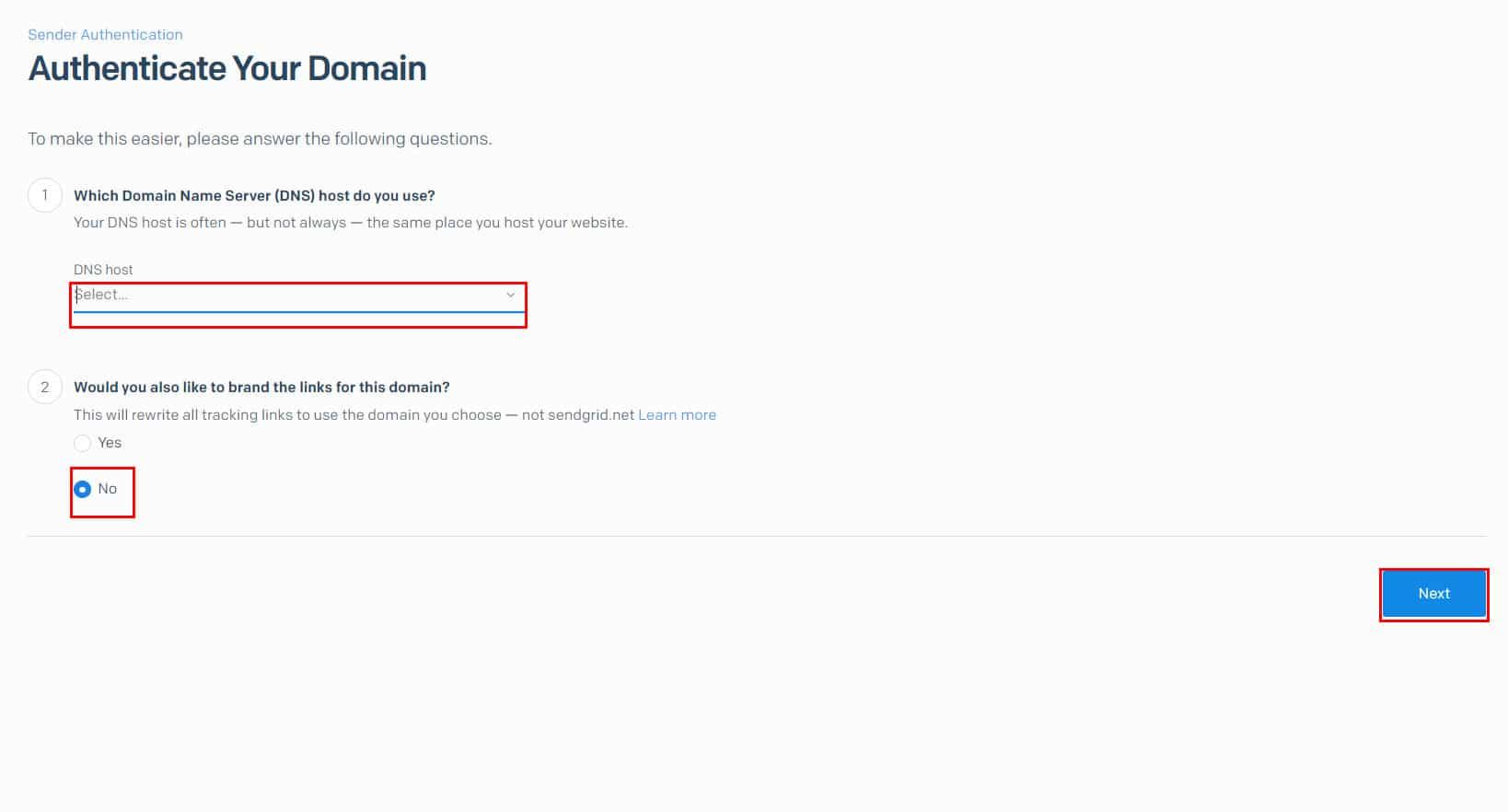 Configuration du SMTP de SendGrid sur WordPress.